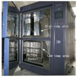 Fatto in Cina 3 Cabinets Hot Cold Impact Test Instrument