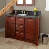 Fed-1594 tipo clássico gabinete de banheiro da vaidade do banheiro