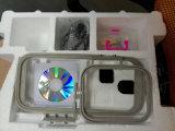 Bordado portátil do agregado familiar e máquina de costura com todos os testes padrões dos projetos Wy900/950/960