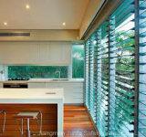 4-12mm Raum-Hartglas für Luftschlitz-Fenster