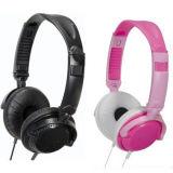Auscultadores à moda baratos do computador dos auriculares Handsfree baixos profundos da forma