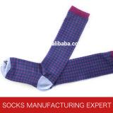 Baumwolle 100% der Frau Coloful Gefäß-Socke (UBM1051)