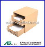 Papiergeschenk-Fach-Kasten mit Punkt-UVbeschichtung und Matt-Laminierung