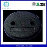 가드 투어 경비를 위한 아BS 단추 모양 RFID 꼬리표