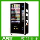Máquina de Vending engarrafada enlatada do leite