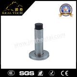 Edelstahl-Gefäß-Tür-Stopper-Gummigefäß-Stopper mit Unterseite