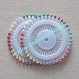 Fancy 38mm Pearl Colored Ball Head Outils de couture Outils