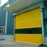 Portello veloce elettrico industriale dell'otturatore del rullo del PVC per l'applicazione di conservazione frigorifera (HF-J305)