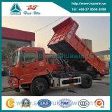 Caminhão de descarga do Tipper da tonelada 4X2 de Dongfeng 12