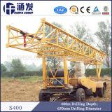 ¡Fuerte, durable! Plataforma de perforación rotatoria del receptor de papel de agua de S400 los 400m