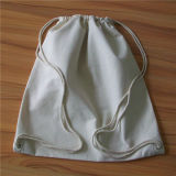 Venda por atacado Eco-Friendly Sh-15113030 da trouxa do Drawstring do algodão