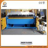 Macchina piegante idraulica di W62k/macchina pressa idraulica