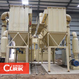 Machine de meulage noire de moulin de fraiseuse de carbone