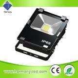 Luz de inundación al aire libre de IP65 LED 30W