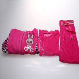 OEM personaliseerde de Gekleurde Reeksen van de Kleren van Meisjes