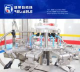 PLC контролирует автоматическую малую машину завалки воды бутылки