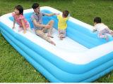 Fabbrica all'ingrosso della tela incatramata del PVC della piscina del rifornimento (Tb038)