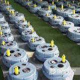 Migliore scatola ingranaggi montata di serie di Hxg di prezzi asta cilindrica