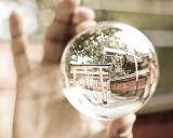 De duidelijke Fotografische Bal van de Bal van het Kristal Magische
