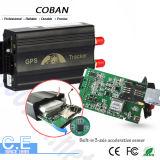 Het dubbele GPS van de Kaart SIM Volgende Systeem voor Vechile met het Relais van de Sensor van de Brandstof houdt ver de Auto tegen