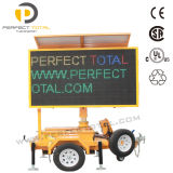 LED Moving Outdoor Traffic Sign