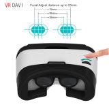 Receptor de cabeza de 2016 nuevo de Vr Davi vidrios de la realidad virtual 3D