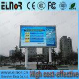 낮은 전력 소비 옥외 풀 컬러 P20 발광 다이오드 표시 스크린