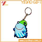 Kundenspezifische Entwurfs-Karikatur Keychain für Geschenk
