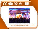 Pared de interior de SMD P3.91 LED, visualización de LED a todo color para hacer publicidad