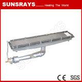Queimador de gás direto do aço inoxidável de preço de fábrica (queimador infravermelho GR2002)