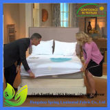 Waterdichte Terry Cotton Mattress Protector met Elastiekje