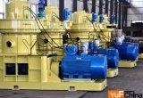 La boucle Yfk550 verticale meurent la machine de boulette de biomasse