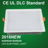 Alta calidad del panel 16W del contraluz del LED con la luz del panel redonda del programa piloto del Bis