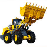 9tons LNG Wheel Loaders (LW900K-LNG)
