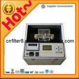 Probador de Bdv de la fuerza de la ruptura del petróleo del transformador del aceite aislador (Iij-II-100)