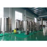 Linha de produção do engarrafamento do vidro de vinho do álcôol