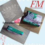 Перчатки PE пластичной безопасности устранимые в коробке