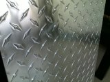 3105 diamante da barra da placa cinco do teste padrão do alumínio