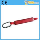 안전 Lanyard, Energy Absorber를 가진 Safety Rope Lanyard