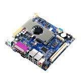 Cartão-matriz do computador D2550, placa de matriz do átomo de Intel mini
