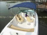 Barco de alta velocidade do iate da pesca