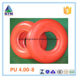 Wheelbarrow Parts PU Solid Wheel