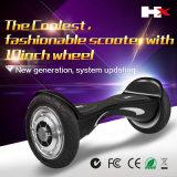 熱い販売の2つの車輪のスクーターの遠隔自己のバランスをとるスクーター