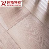 ドイツのTechnical AC4 White Color (u溝) Laminate Flooring