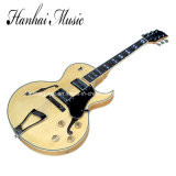 Guitare électrique de jazz de type musique/L5 de Hanhai
