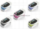 5つのカラー医療機器の指先のパルスの酸化濃度計