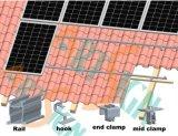 Solarhauptsystems-Dachspitze-Haltewinkel