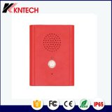 Telefono di emergenza del citofono del portello del telefono Knzd-13 di VoIP di servizio speciale del sistema di impaginazione del citofono