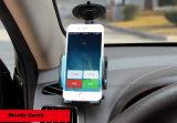 Soporte universal antirresbaladizo ajustable a estrenar del corchete del montaje del sostenedor del teléfono del coche para el iPhone para Samsung para el teléfono celular de HTC