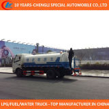 4cbm 5cbm 4t 5t 디젤 엔진 물 탱크 트럭
